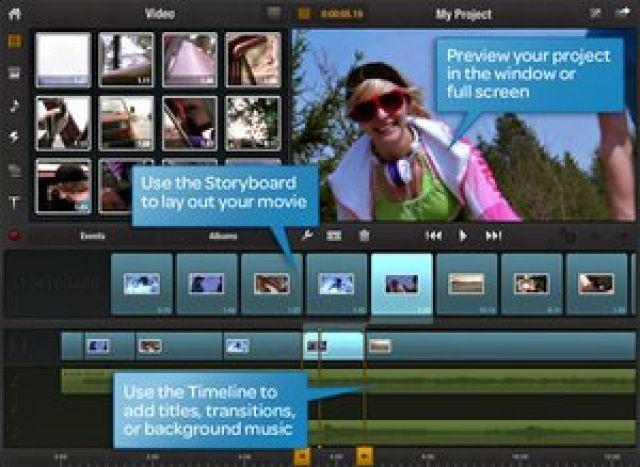 Avec Quik, le fabricant d'action-cams propose un éditeur vidéo essentiellement conçu pour le montage automatique, générant mécaniquement des films soignés à partir de vos fichiers.