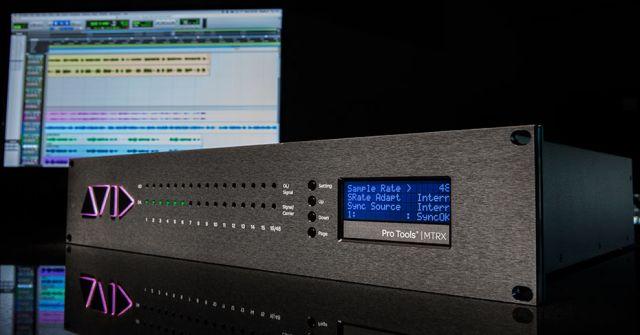 avid-mtrx-and-computer